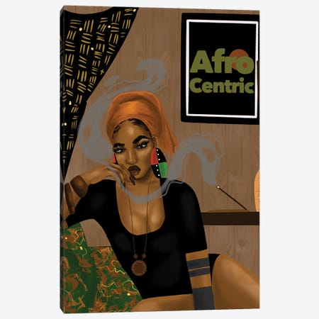 A Vibe Canvas Print #ZLA9} by Zola Arts Canvas Print