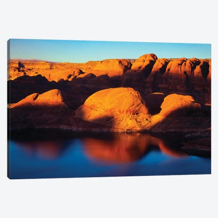Lake Powell National Recreation Area, Arizona Canvas Print #ZMB17} by Zandria Muench Beraldo Canvas Print