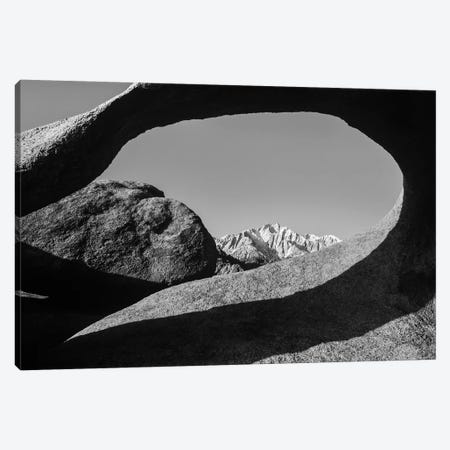 Arch, Alabama Hills National Recreation Area, Sierra Nevada Mountains, California Canvas Print #ZMB5} by Zandria Muench Beraldo Canvas Wall Art