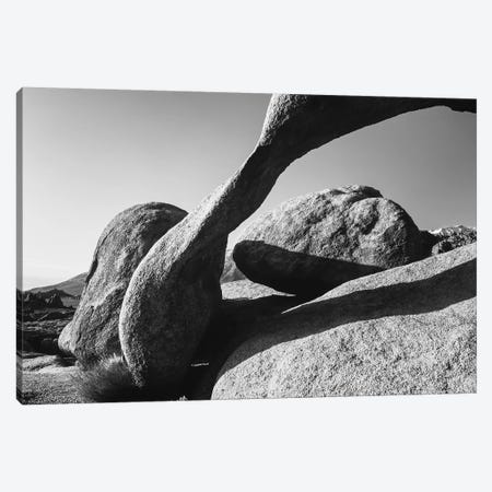 Granite Arch, Alabama Hills National Recreation Area, California Canvas Print #ZMB8} by Zandria Muench Beraldo Art Print