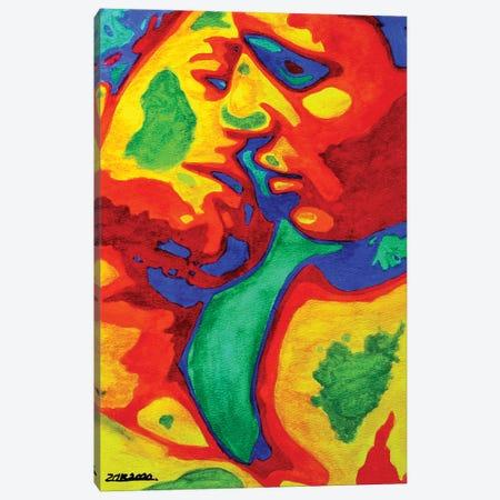 Lust Canvas Print #ZMH37} by Zak Mohammed Canvas Print