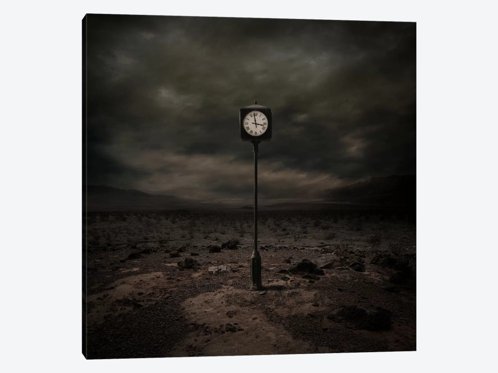Out Of Time by Zoltan Toth 1-piece Canvas Wall Art
