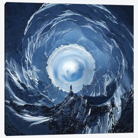 Mountain Canvas Print #ZOL66} by Zoltan Toth Art Print