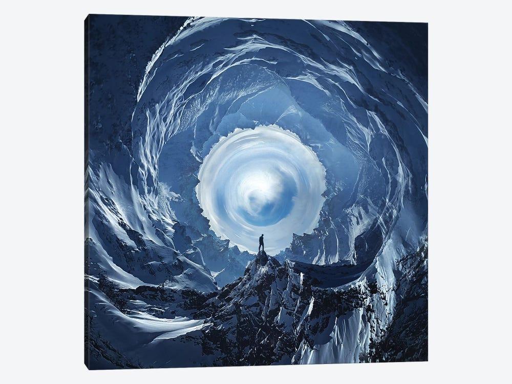 Mountain by Zoltan Toth 1-piece Canvas Print