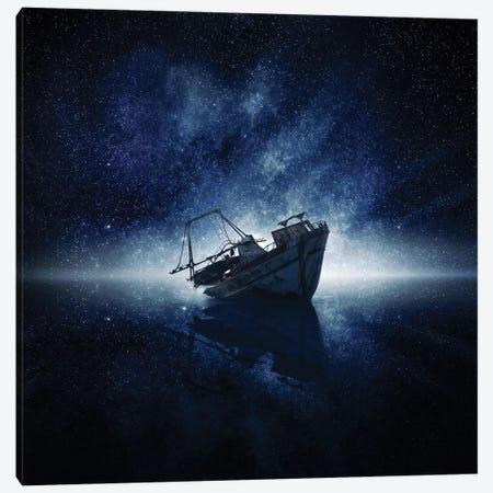 Stars Canvas Print #ZOL70} by Zoltan Toth Canvas Art Print