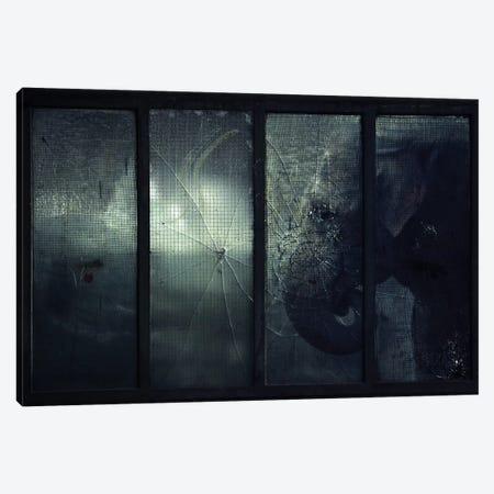 Trapped V Canvas Print #ZOL76} by Zoltan Toth Canvas Artwork