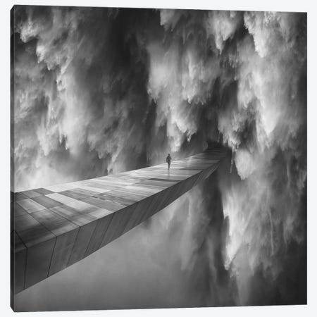 Waterfall Canvas Print #ZOL84} by Zoltan Toth Canvas Art Print