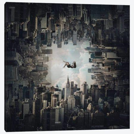 Falling Canvas Print #ZOL87} by Zoltan Toth Canvas Art Print