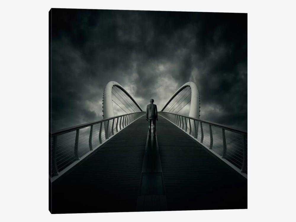 Bridge by Zoltan Toth 1-piece Canvas Wall Art
