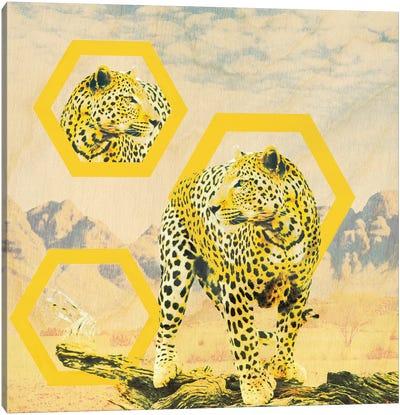 On The Hunt Canvas Art Print