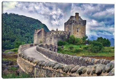 Eilean Donan Castle Canvas Art Print