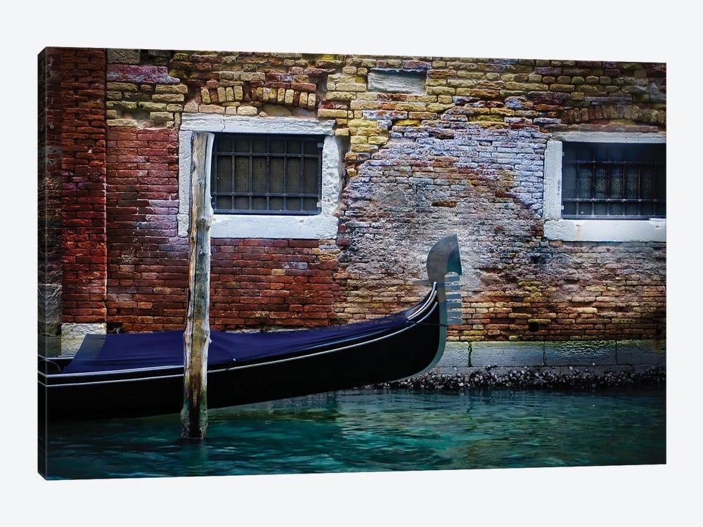 Gondola's Fèrro (Meaning Iron). by Zoe Schumacher 1-piece Art Print