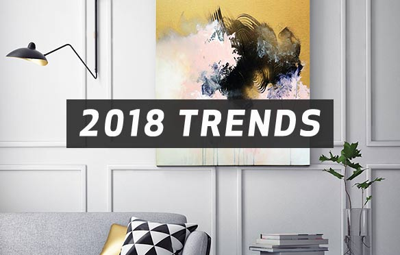 The Latest in Trends Canvas Art