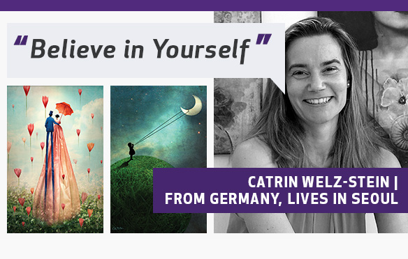 More About Catrin Canvas Art