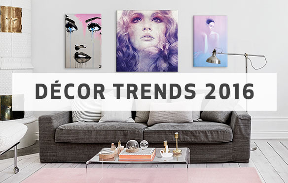 Trends of 2016 Art Prints