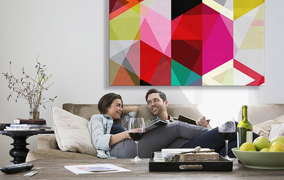 Giant and Oversized Art Canvas Art Prints