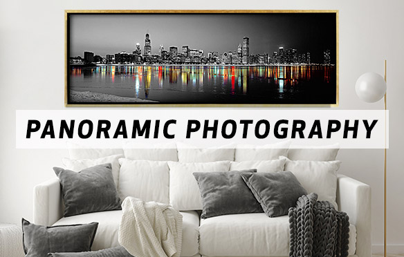 Wide View of The World Canvas Prints