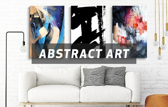From Expressionism to Geometric Canvas Art Prints