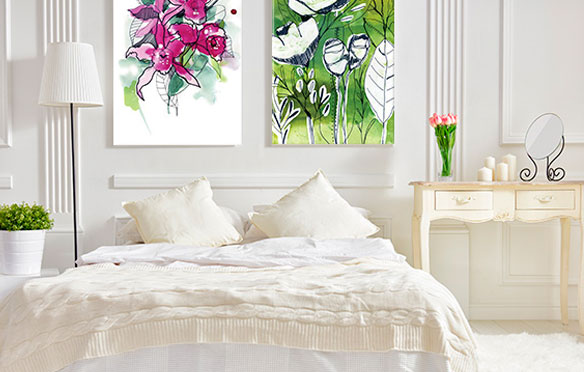 Shop by Room Canvas Art