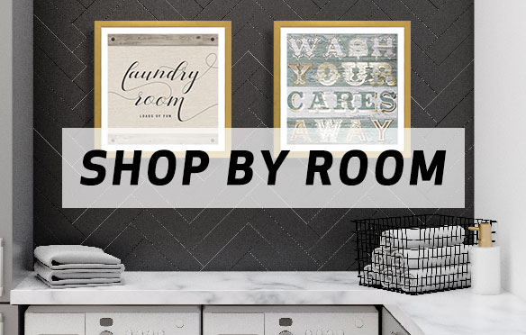 Laundry Room to Bed Rooms Canvas Artwork