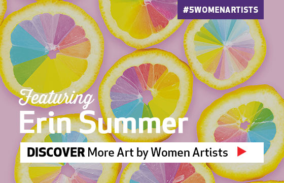 Erin Summer - Artist Spotlight