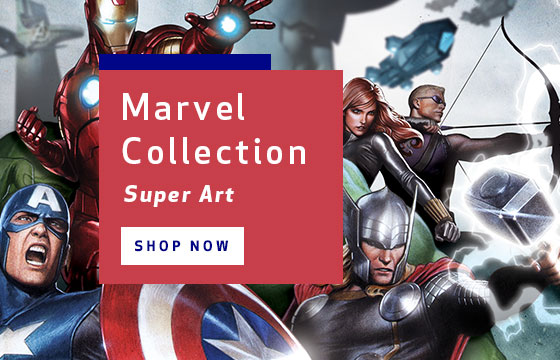 Marvel Collection — Super Art