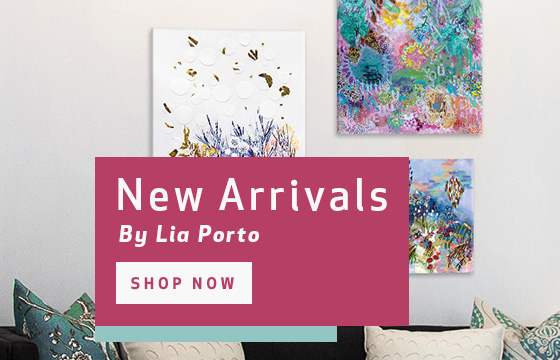 New Arrivals by Lia Porto