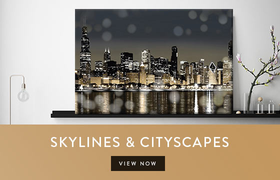 Skylines & Cityscapes