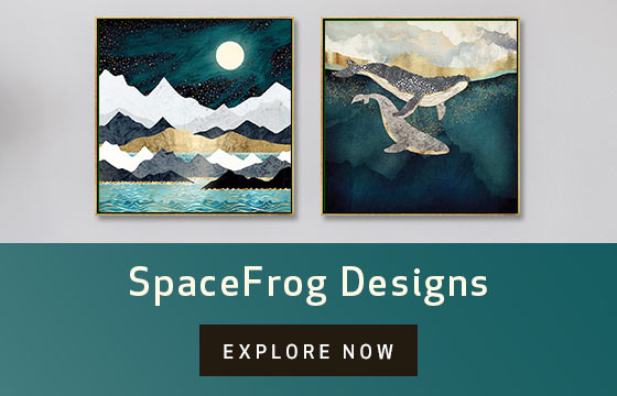 Space Frog Designs - Modern Nature
