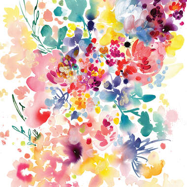Watercolor Canvas Prints