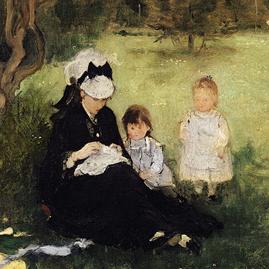 Berthe Morisot Canvas Prints
