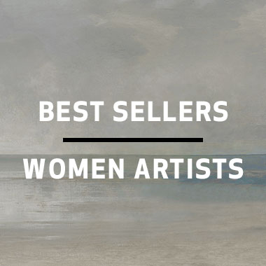 Best Sellers | Women Artists Canvas Wall Art
