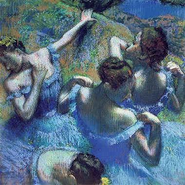 Edgar Degas Canvas Art