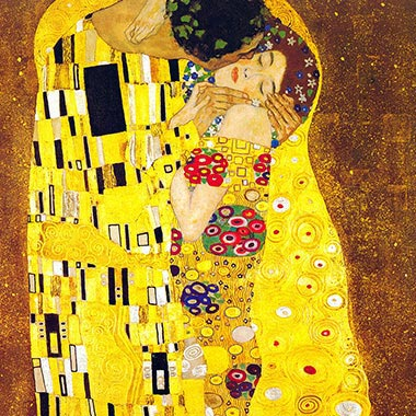 Klimt Canvas Wall Art