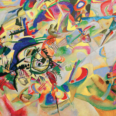 Wassily Kandinsky Canvas Prints