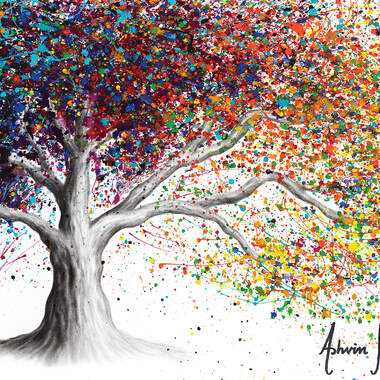 Ashvin Harrison Canvas Art
