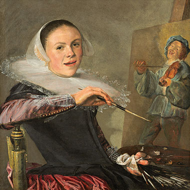 Judith Leyster Canvas Prints