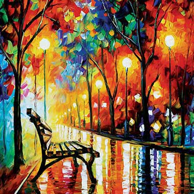 Leonid Afremov Canvas Wall Art