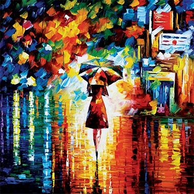 Leonid Afremov Canvas Art Prints