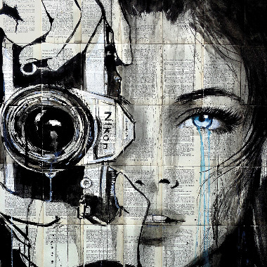 Loui Jover Canvas Wall Art