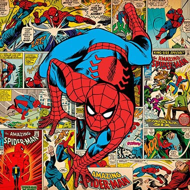 Marvel Comics Art Prints