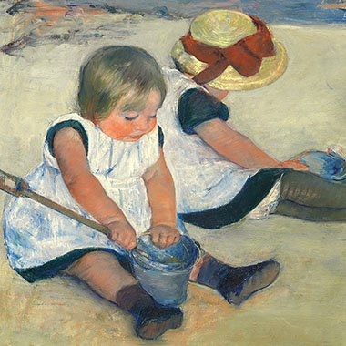 Mary Cassatt Canvas Wall Art