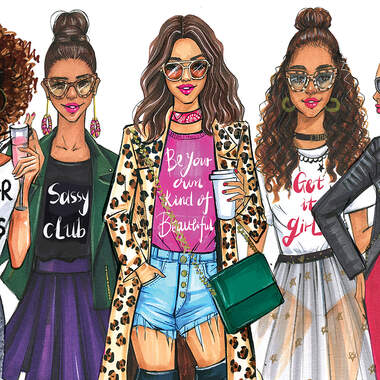 Collection: Empowered Women Canvas Prints