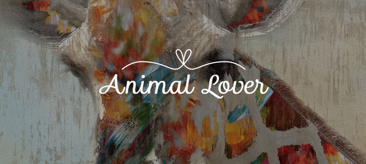 Animal Lover Art Prints