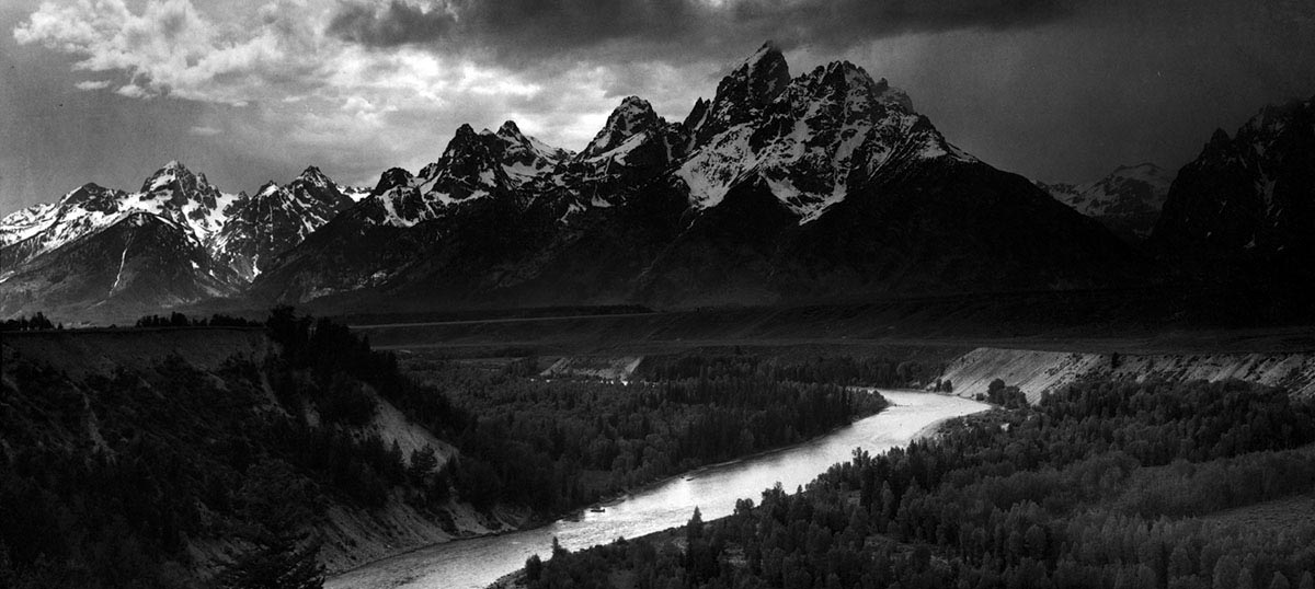 Ansel Adams Canvas Prints