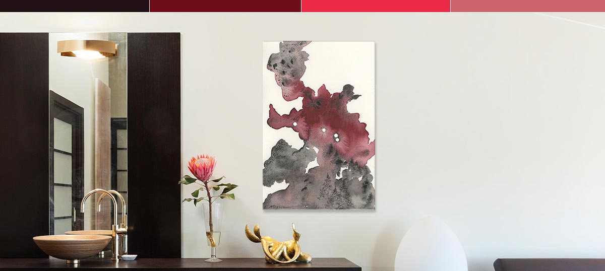 Aries Colors Canvas Wall Art