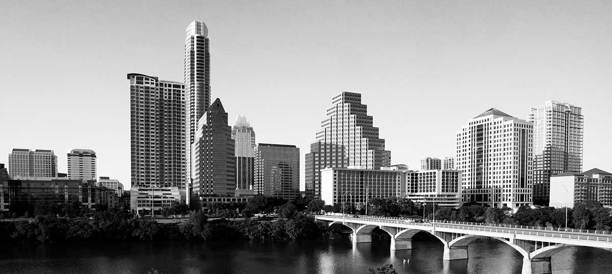 Austin Canvas Art Prints