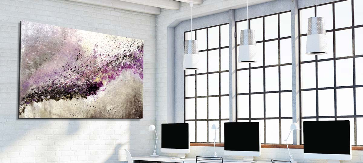 Professional Spaces Canvas Prints