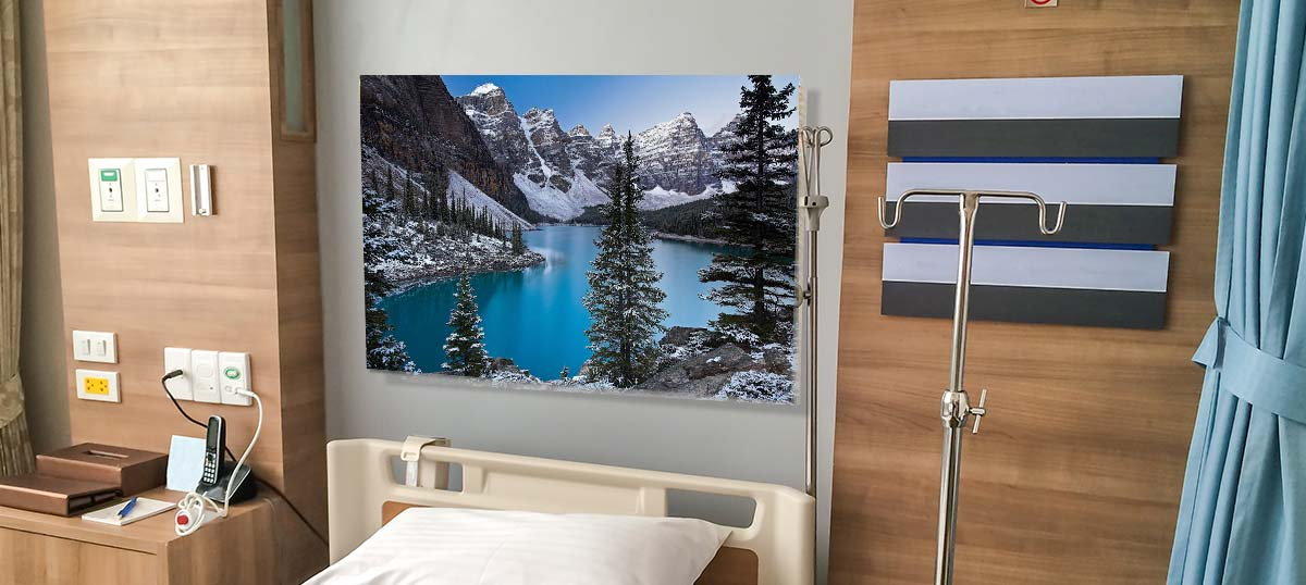 Serene Photography Canvas Artwork