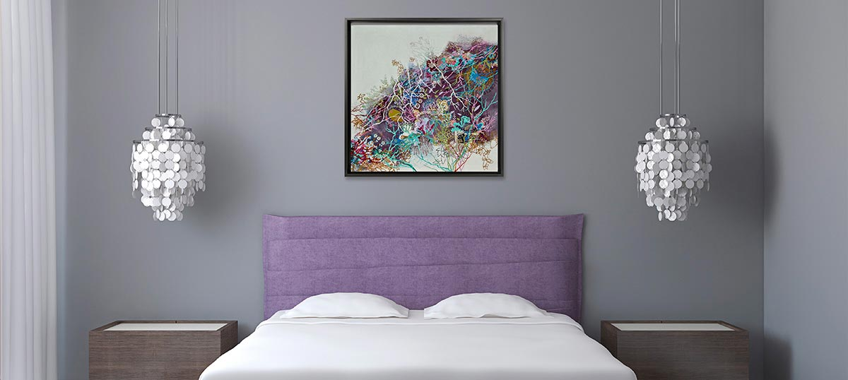 Bedroom Canvas Artwork
